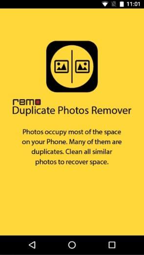 Menggunakan Remo Duplicate Photos Remover 1 - Cara Menemukan dan Menghapus File Duplikat Di Android