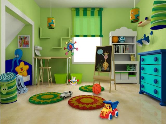 playroom ideas for babies
