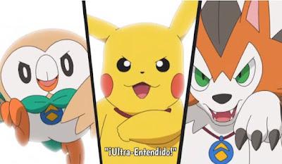 Pokemon Sol y Luna Capitulo 126 Temporada 20 La emocionante expedición de Pikachu