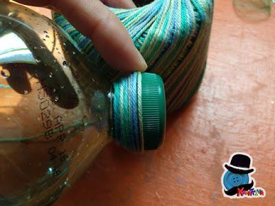 personalizza con filo colorato
