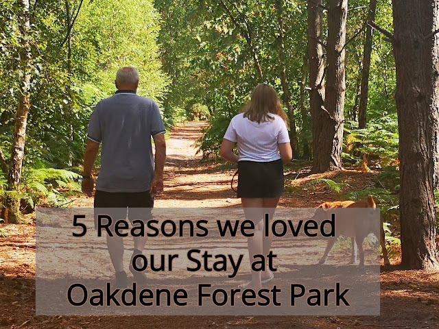 Oakdene forest park header