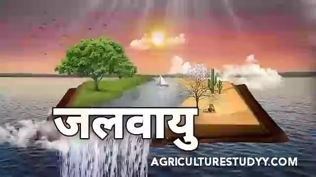 बागवानी फसलों के लिए उचित जलवायु क्षेत्र (Climate zone for horticulture crops in hindi)