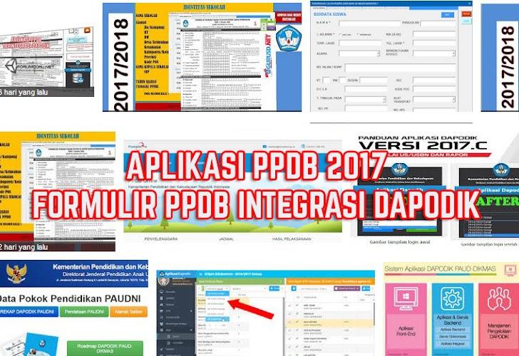 Gunakan Aplikasi PPDB Ini Untuk Mempermudah Input Siswa Baru di Dapodik