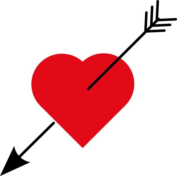 Cupid's leaden arrows | Seeing Symbols