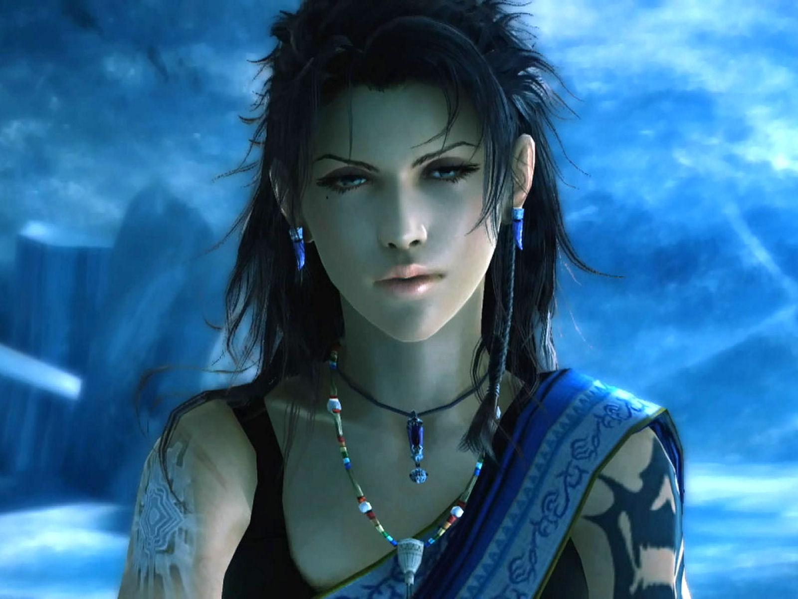 Free PSP Themes Wallpaper: Final Fantasy PSP Wallpaper
