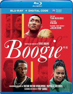 Boogie [BD25] *Con Audio Latino