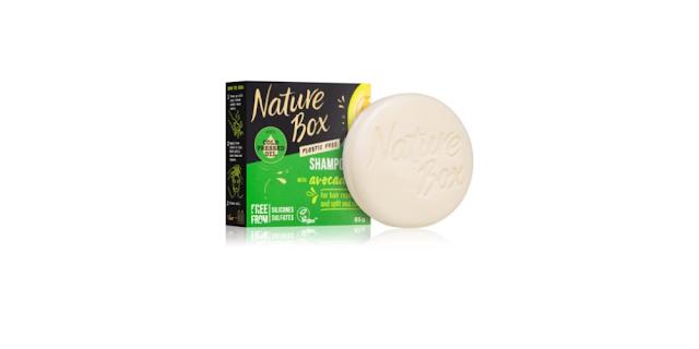 Champo solidos da Nature box mais barato