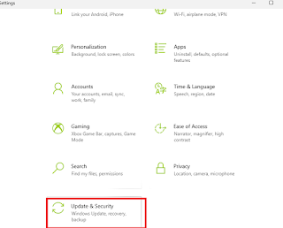cara mematikan update office 2019