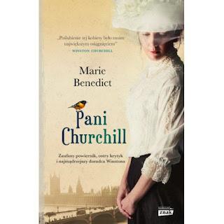 """""""Pani Churchill"""" Marie Benedict"""