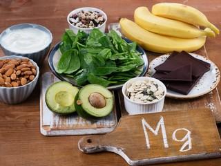 magnezyum bulunan besinler