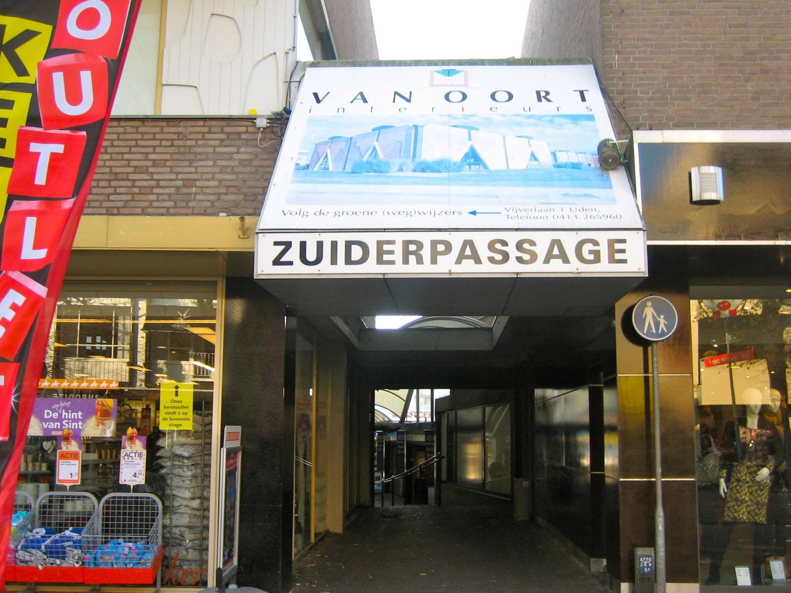 De Toekomst Van Winkels In Uden 2011