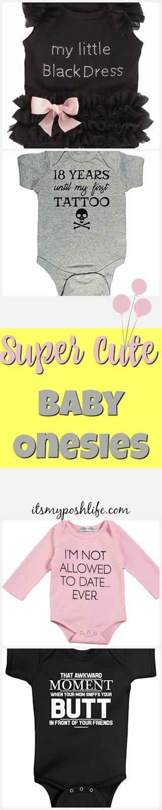 Super Cute Baby Onesies You Gotta See!