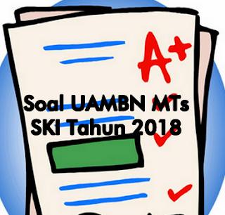 soal uambn 2018 ski