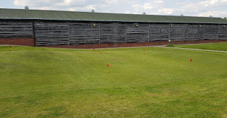 Putting Green at Clarkes Golf Centre in Rainford, St Helens