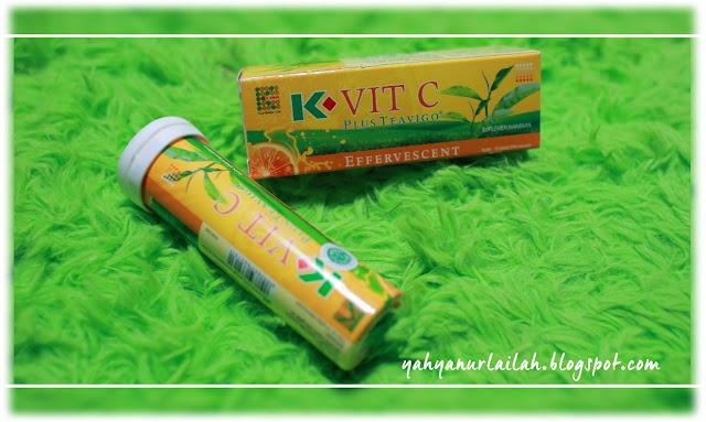 2017 | Grand Launching 'K Vit-C Plus Teavigo' di Makassar