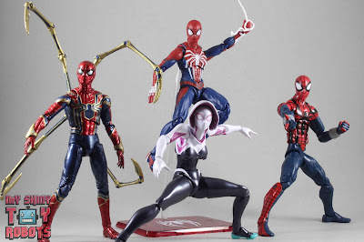 S.H. Figuarts Spider-Man Advanced Suit 55