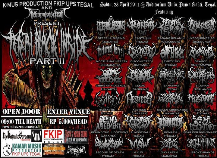 TEGAL BLACK INSIDE PART 2 (UPDATE)