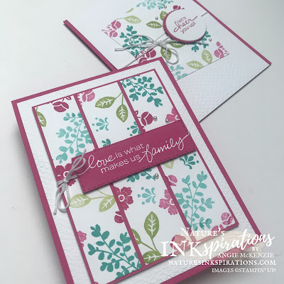 Weekly Digest | Week Ending July 24, 2021 | Nature's INKspirations by Angie McKenzie for the Crafty Collaborations Crafty Challenge Blog Hop; Click READ or VISIT to go to my blog for details! Featuring the Lovely You Cling Stamp Set and the Tasteful Textile 3D Embossing Folder along with the Layering Circles Dies and the Stitiched Rectangles Dies from the 2021-2022 Annual Catalog by Stampin' Up!; #colorchallenge #brightscolorcollection #lovelyyou #layeringcircles #stitchedrectangles #bakerstwine #cheeryouupcards #simplecards #createyourownbackgrounds #cardtechniques #craftychallengebloghop #stampinup #naturesinkspirations #makingotherssmileonecreationatatime