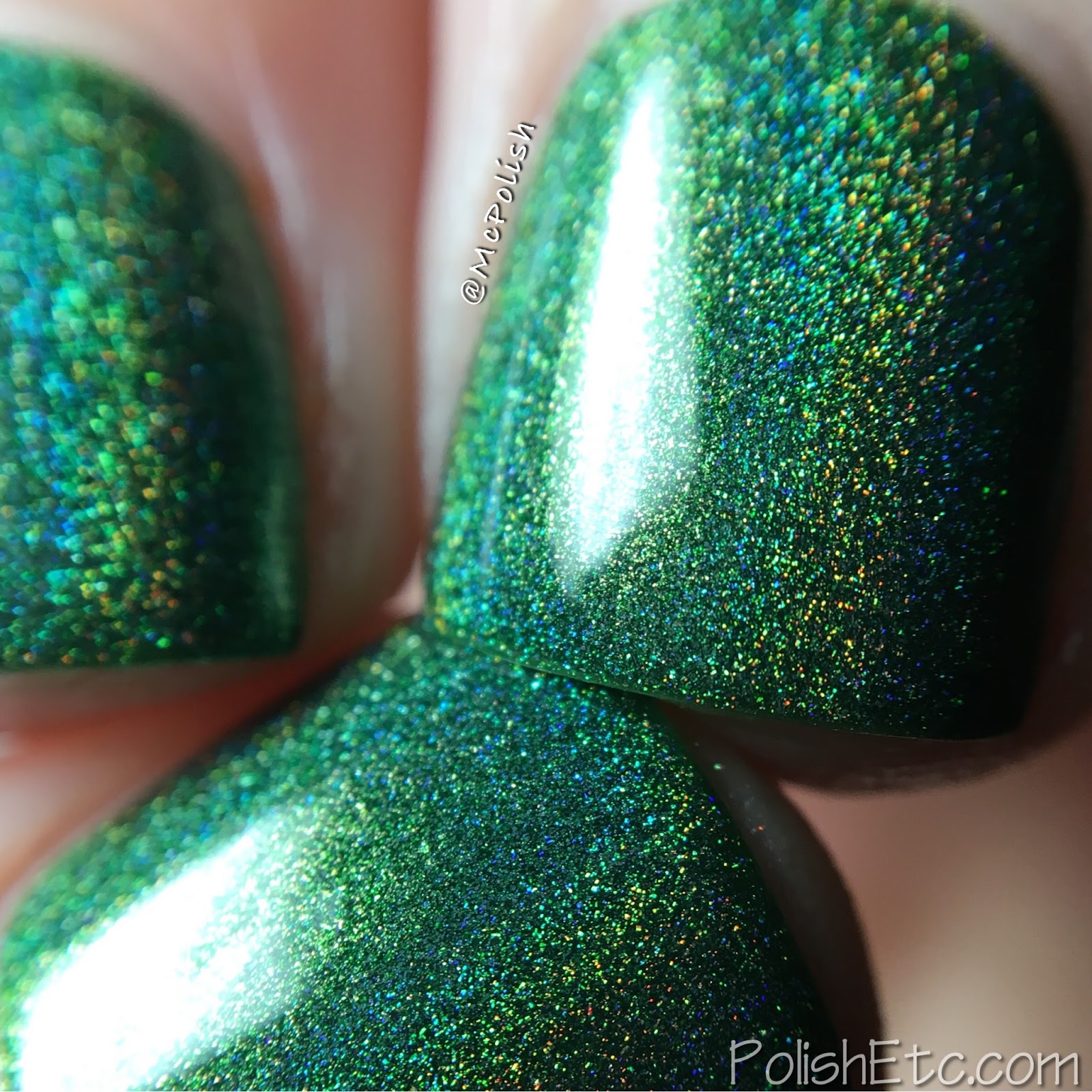 KBShimmer - Nauti by Nature Collection - McPolish - Keep Palm and Carry On