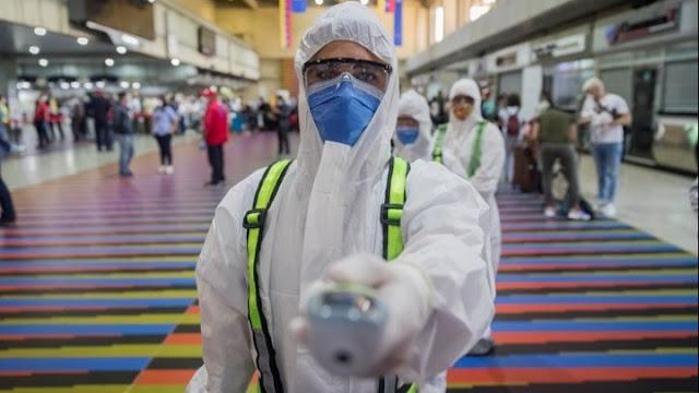 Αναμένεται μεγαλύτερη «έκρηξη» της πανδημίας τον Ιανουάριο στη χώρα