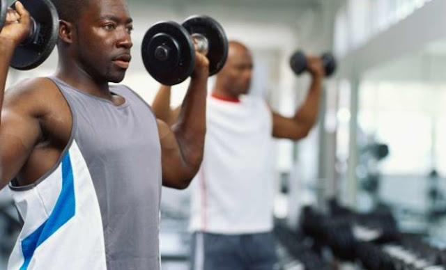 5 people you are bound to meet at a Lagos gym