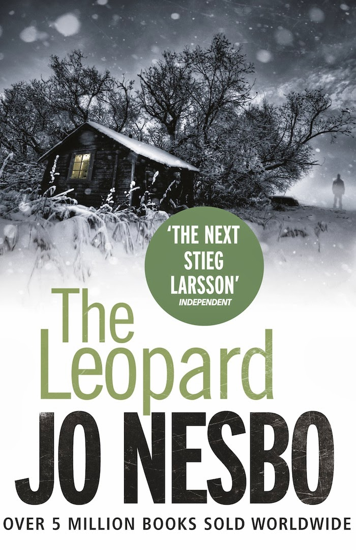 The Leopard by Jo Nesbo – Book Cover