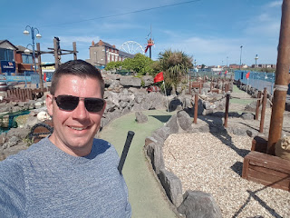 Smugglers Cove Adventure Golf in Barry Island