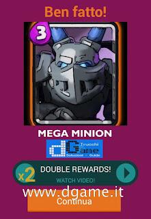 Soluzioni Quiz Clash Royale card livello 21