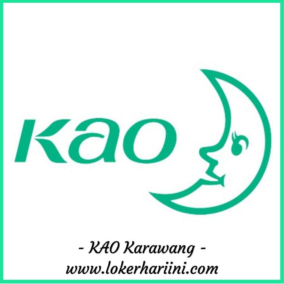 Lowongan Operator Produksi Pt Kao Indonesia Karawang 2021