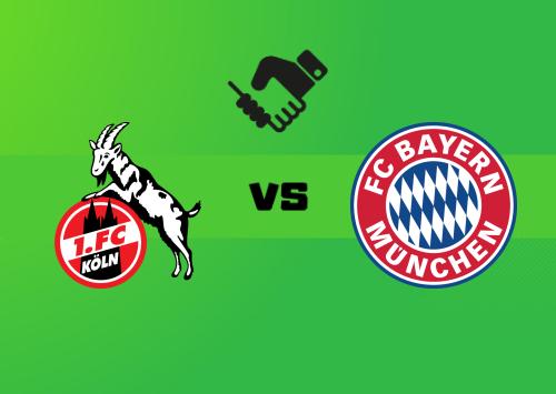 Köln vs Bayern München  Resumen y Partido Completo