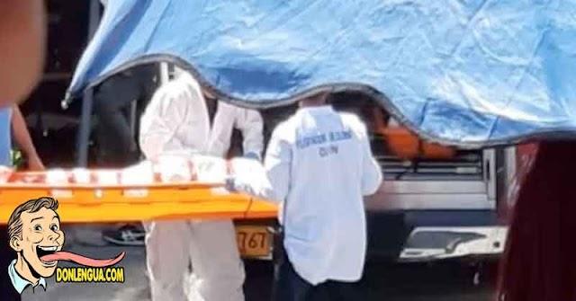 Venezolano asesinó a su mujer y luego se mató en Colombia