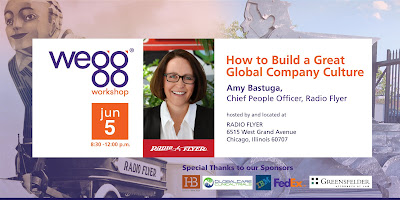 Today in Global Small Business: wegg® Program On How to Build a Great Global Company Culture