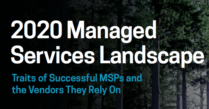 Data Protection and Security Ranked Among Top Five Managed Services – Download Free E-Book