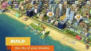 Simcity Buildit MOD Apk Unlimited SimcashFree Download