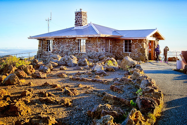 Haleakalā National Park visitor's center
