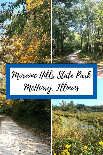 Moraine Hills State Park: Hiking Through a Natural Gift Sculpted by the Ice Age in McHenry, Illinois