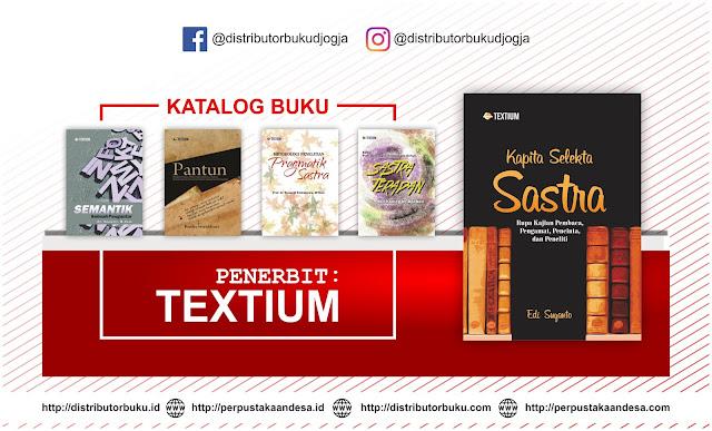 Buku Terbaru Terbitan Penerbit Textium