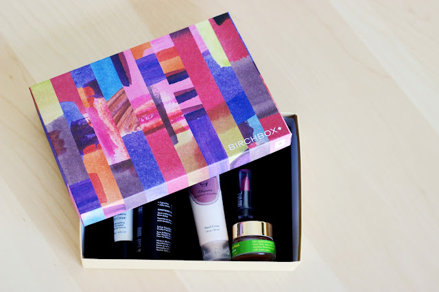 Birchbox October 2016