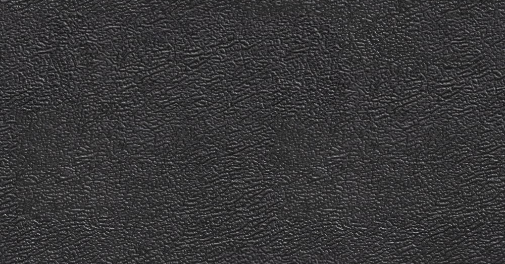 Seamless Black Shiny Fake Leather Texture Maps