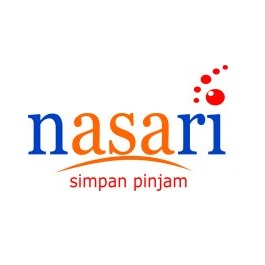 Logo Koperasi Simpan Pinjam Nasari