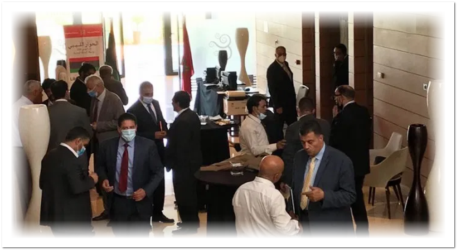 خبير إيطالي : الحوار بين الليبيين ببوزنيقة يمكن أن يمهد الطريق لحل الأزمة الليبية
