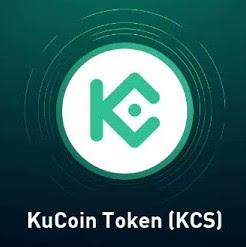 Ilustrasi Gambar KuCoin Token (KCS)