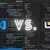 Use Lite-XL Alternate of VS Code