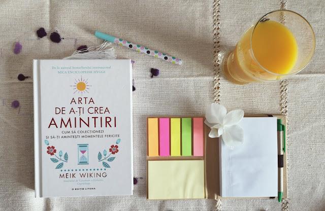 Arta de a-ți crea amintiri de Meik Wiking