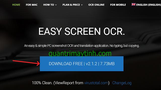 Cách sao chép văn bản trong ảnh bằng Easy Screen OCR