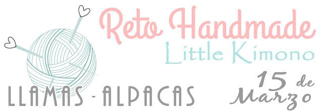 Reto Handmade: Llamas - Alpacas