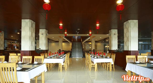 Nhà hàng - Sam Tuyền Lâm resort Đà Lạt