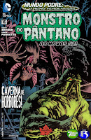 Os Novos 52! Monstro do Pântano #16
