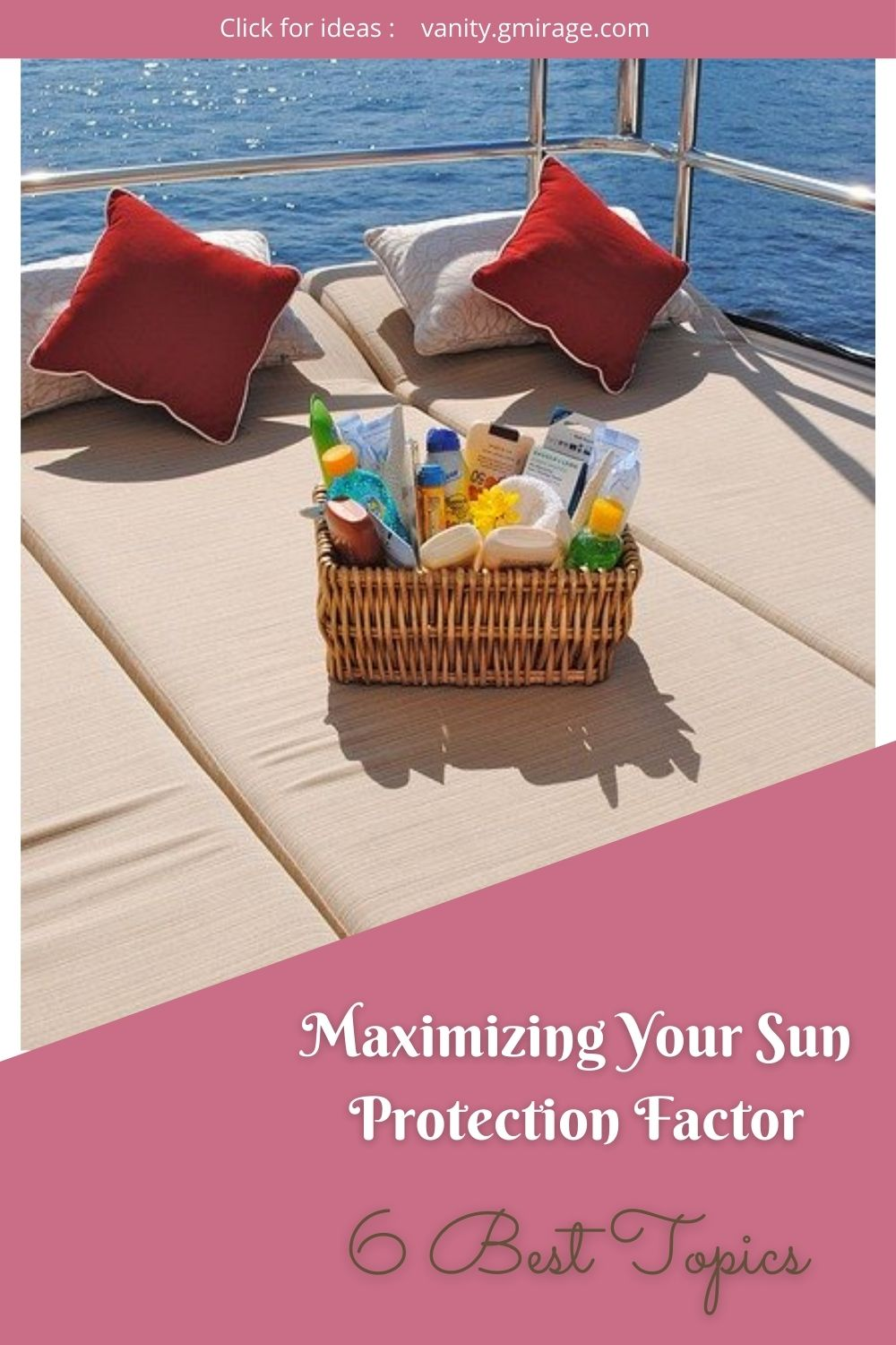 Maximizing Your Sun Protection Factor: 6 Best Topics