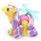 My Little Pony Baby Toe Dancer Year Nine Baby Ballerina Ponies G1 Pony